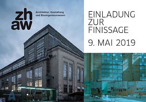 Wanderausstellung Young Talent Architecture Award