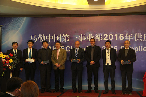 Jansen - Mahle China Award