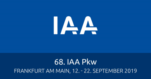 IAA 2020 Frankfurt am Main
