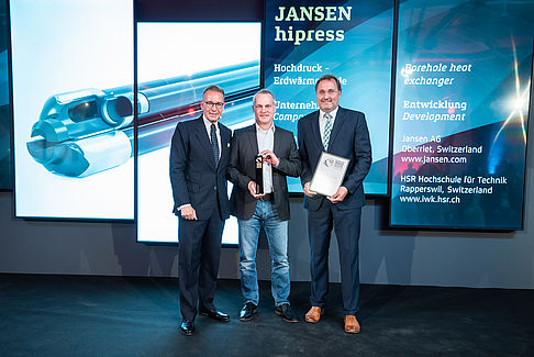 Jansen gewinnt den German Innovation Award