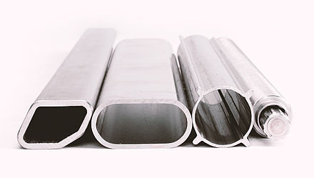 Jansen Steel Tubes Products