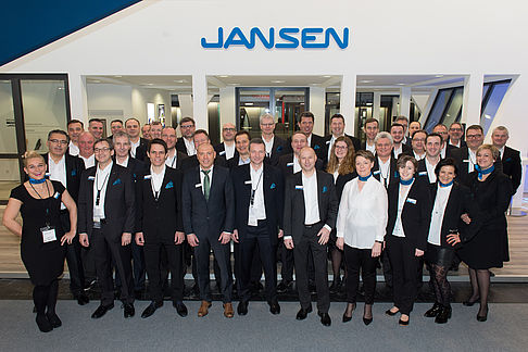 Jansen Team in Aktion!