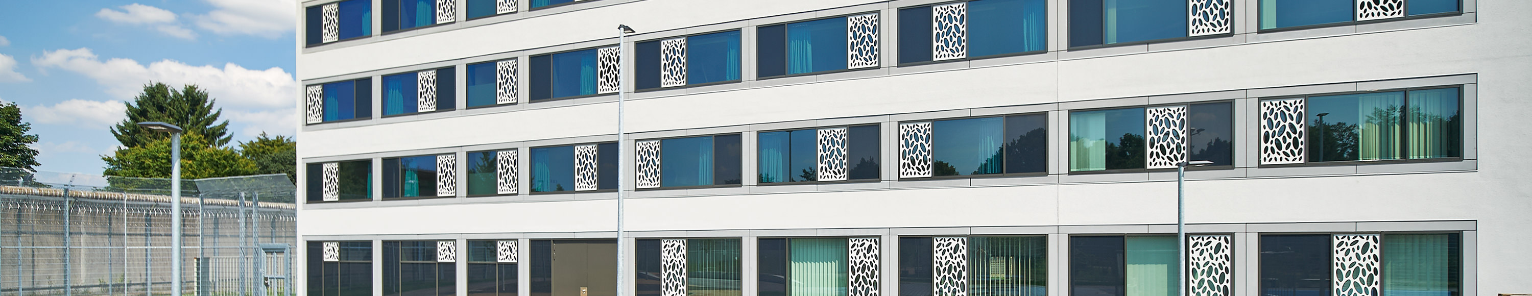 Building Systems facade systems burglar resistant