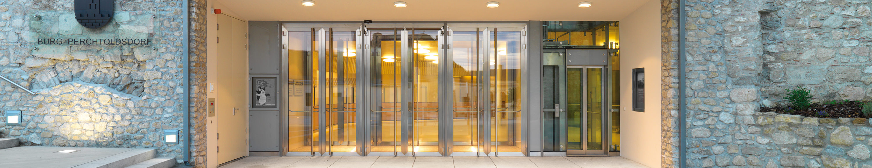 Building Systems products door systems emergency function