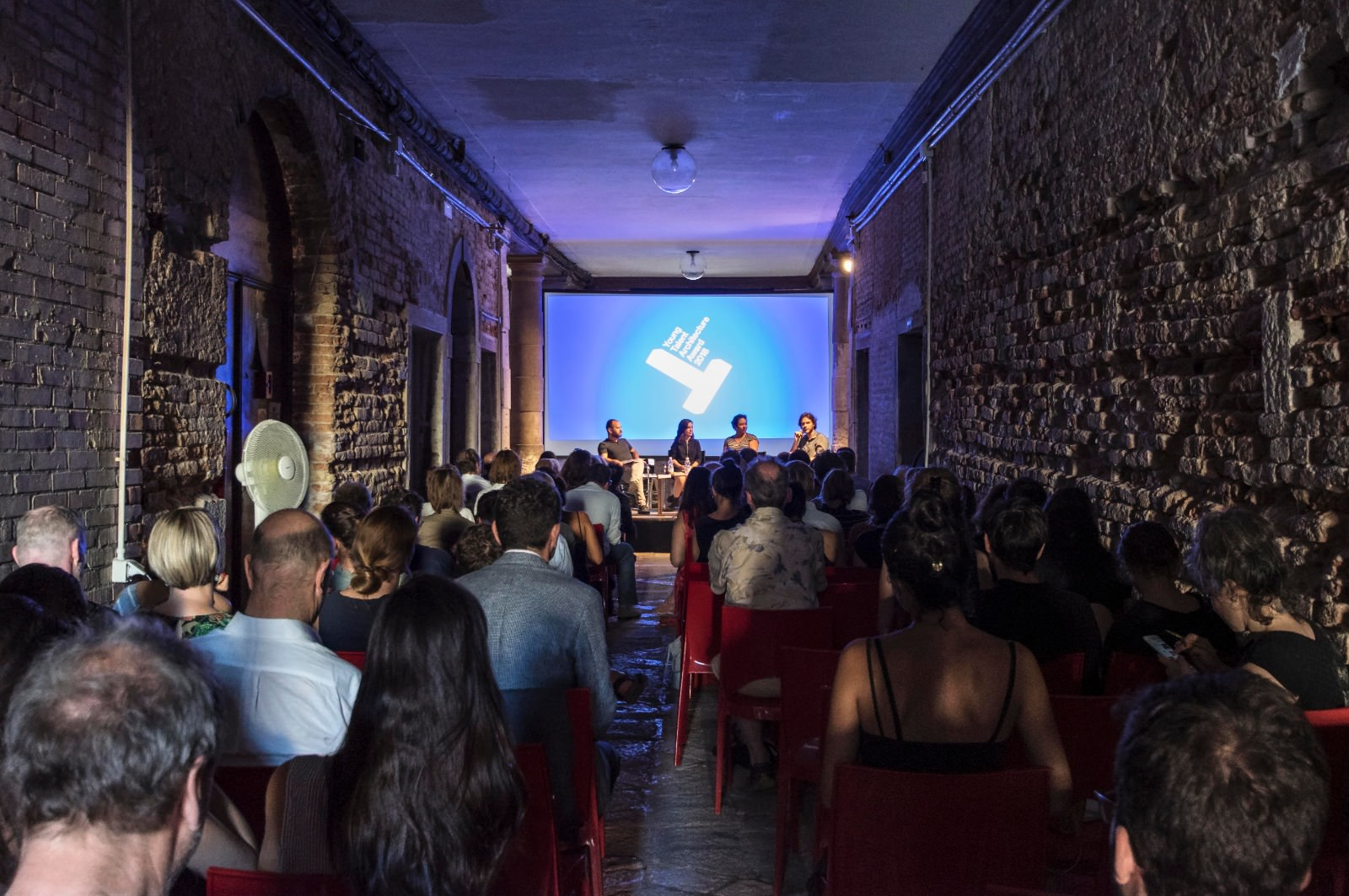 Jansen Preisverleihung Young Talent Architect Award an der Architektur Biennale 2018 in Venedig