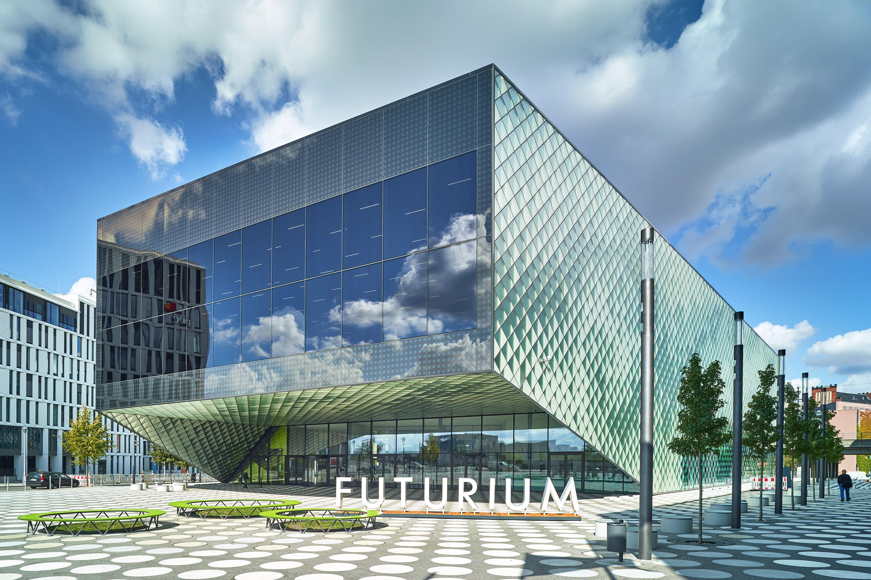 Futurium Haus Der Zukunft De Berlin Steel Systems