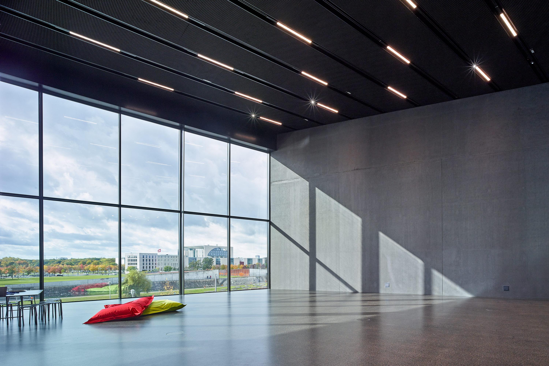 futurium haus der zukunft de berlin referenzen stahlsysteme jansen ag jansen. Black Bedroom Furniture Sets. Home Design Ideas
