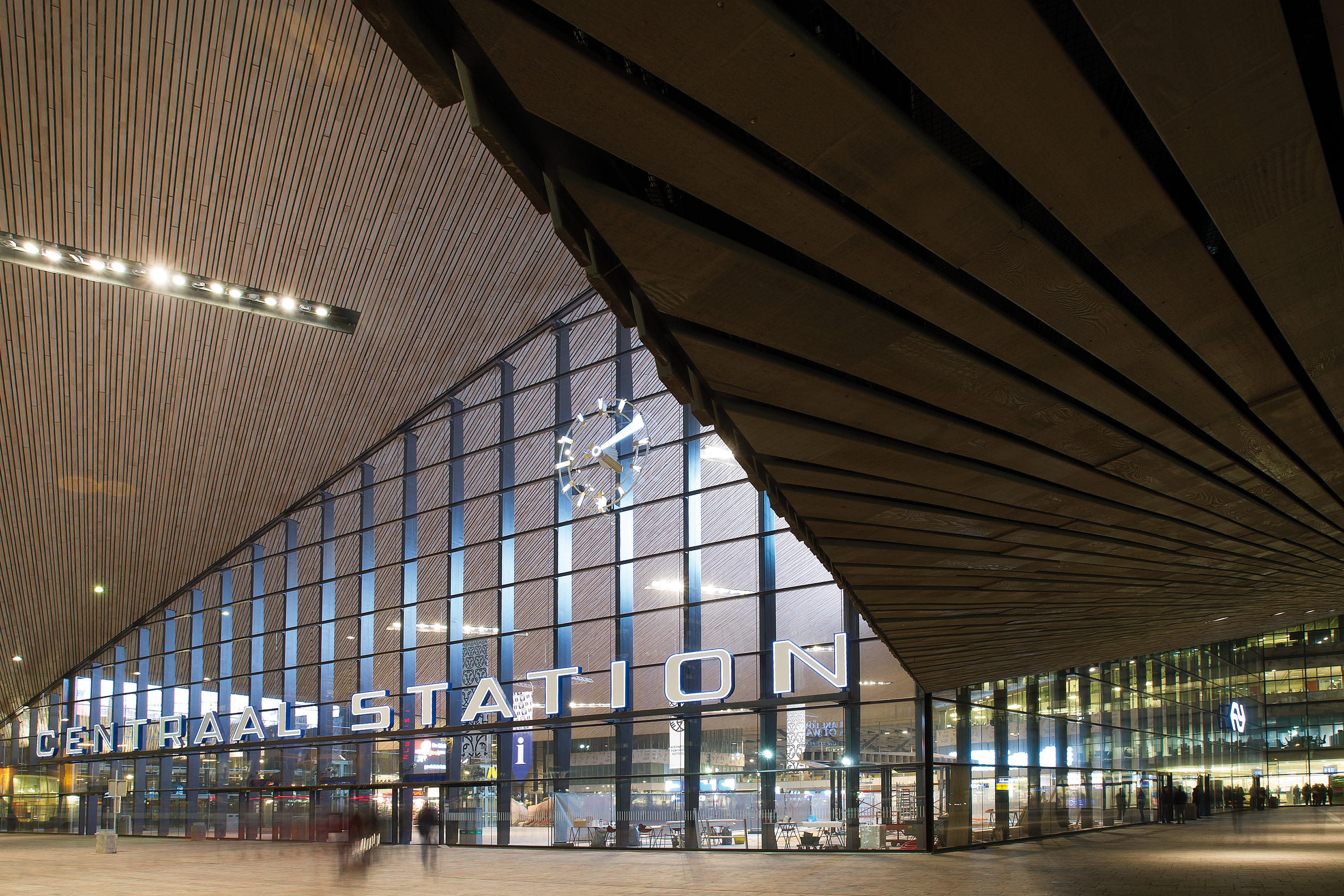 Central Station Rotterdam