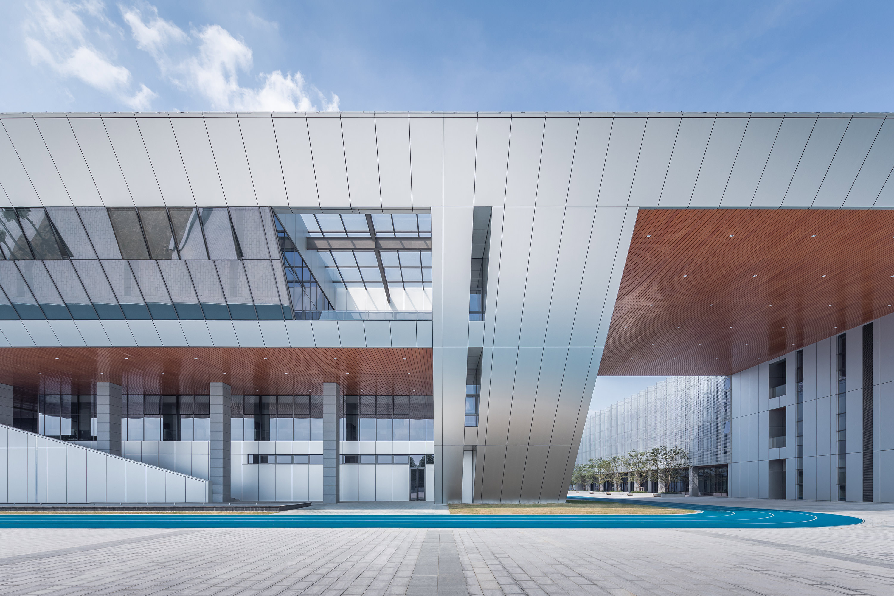 Taizhou Medical Hi-tech Zone Sports & Culture Center