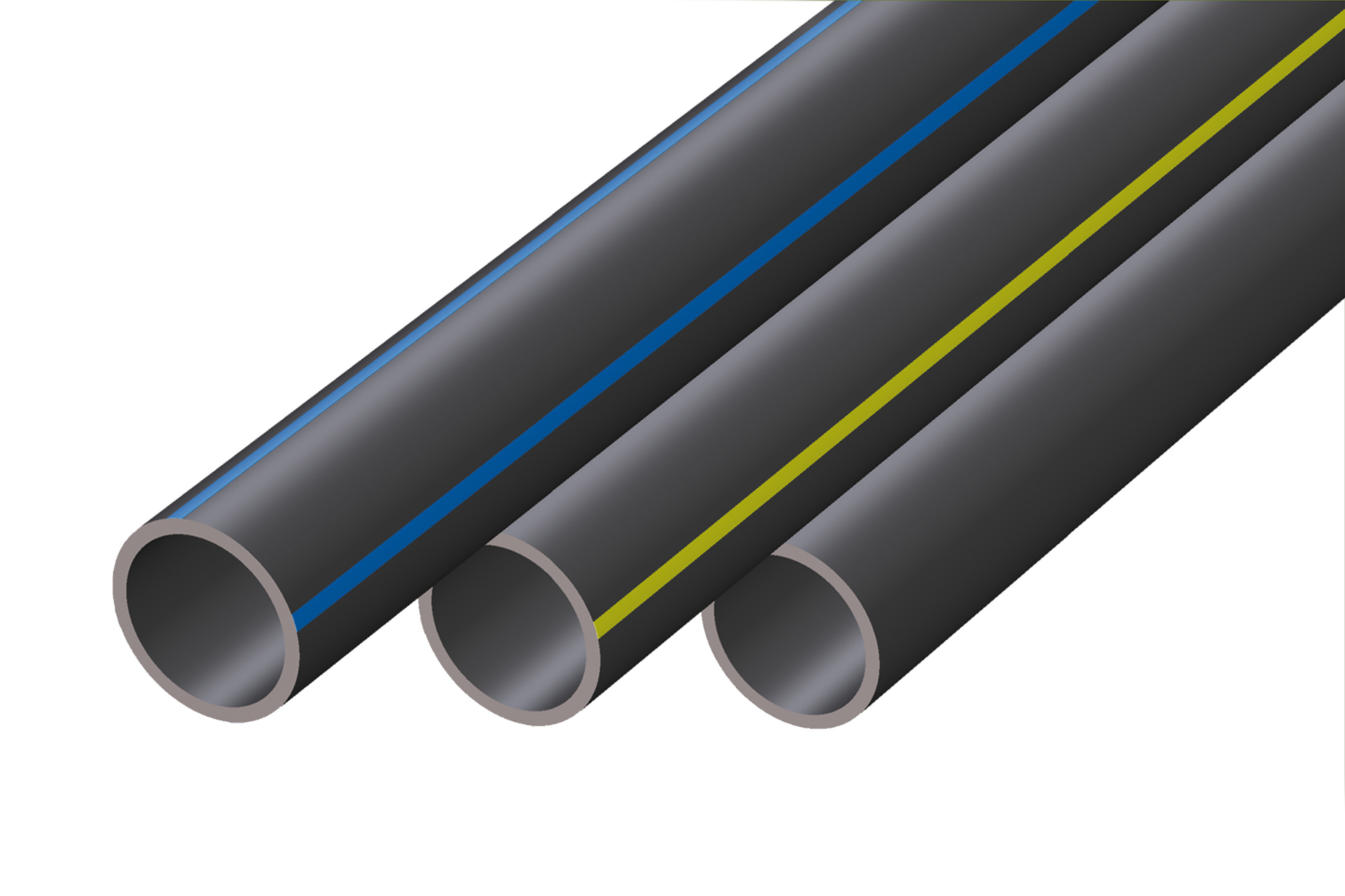 "JANSEN PE 100 RC pressure pipes – ""aqua"" and ""gaz"""