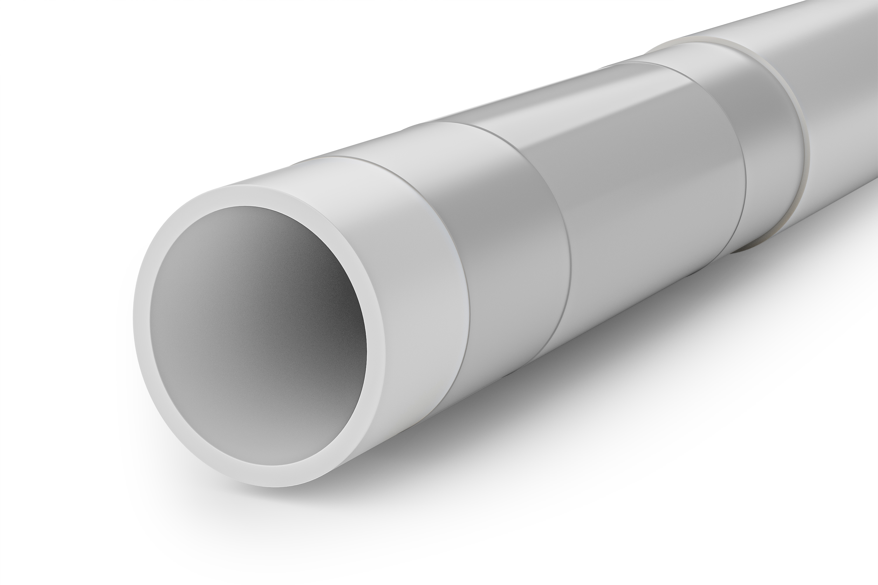 PE-RT 5-layer pipe EVO with EVOH