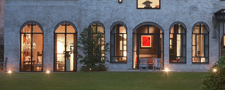 Rivista Porte E Finestre profili in acciaio jansen per finestre, porte e facciate